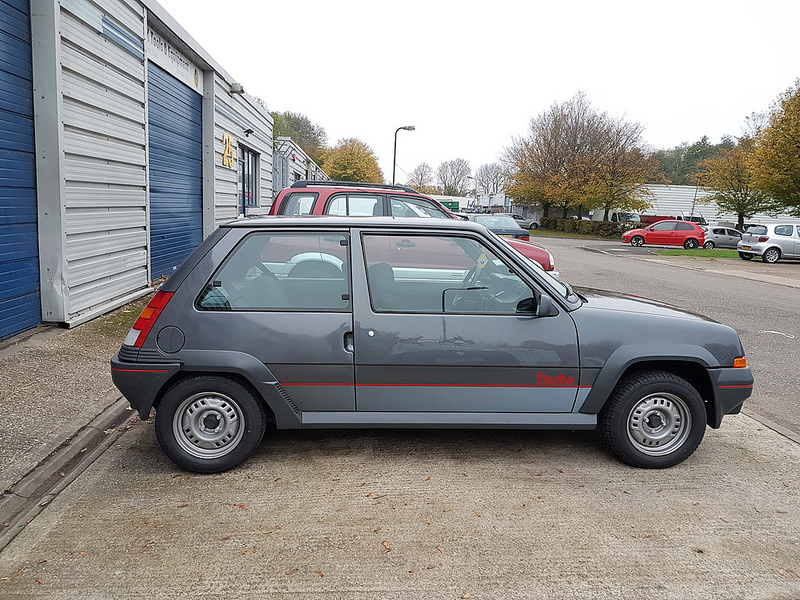 phase 1 renault 5 gt turbo there is more to life with. Black Bedroom Furniture Sets. Home Design Ideas